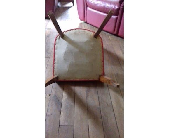 6 chaises skaï