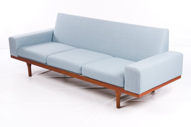 Sofa by Illum Wikkelsoe for Saren Willadsen, circa 1960