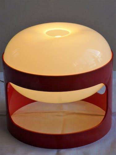 Lampe KD27 de Joe Colombo pour Kartell, années 70