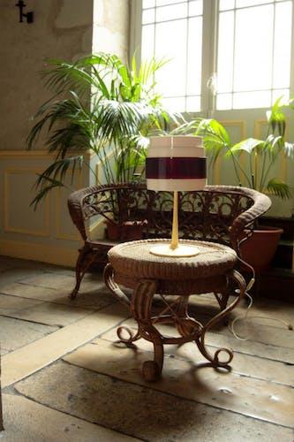 Lamp mushroom vintage of Magnus Eleback and Carl ojerstam