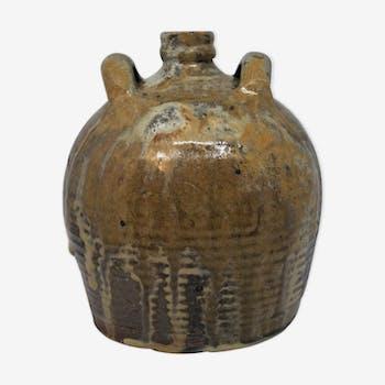 Verified sandstone jar