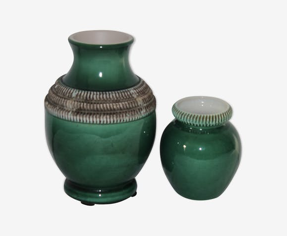 Paire de vases Pol chambost