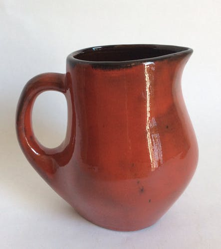 Pichet en céramique signé «Bresse » années 60