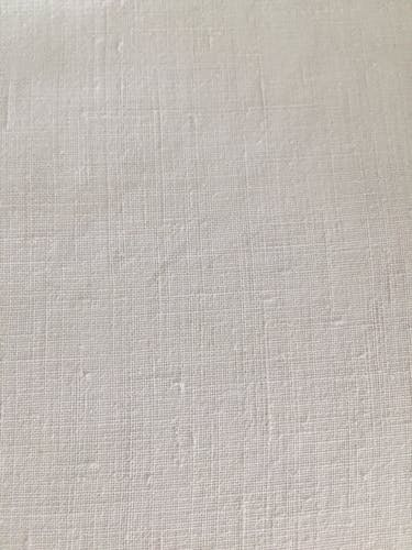 White-bedding winemaker's tablecloth