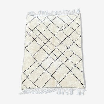 tapis berbère béni ouarain 200x280 cm
