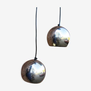 Suspension boules scandinaves