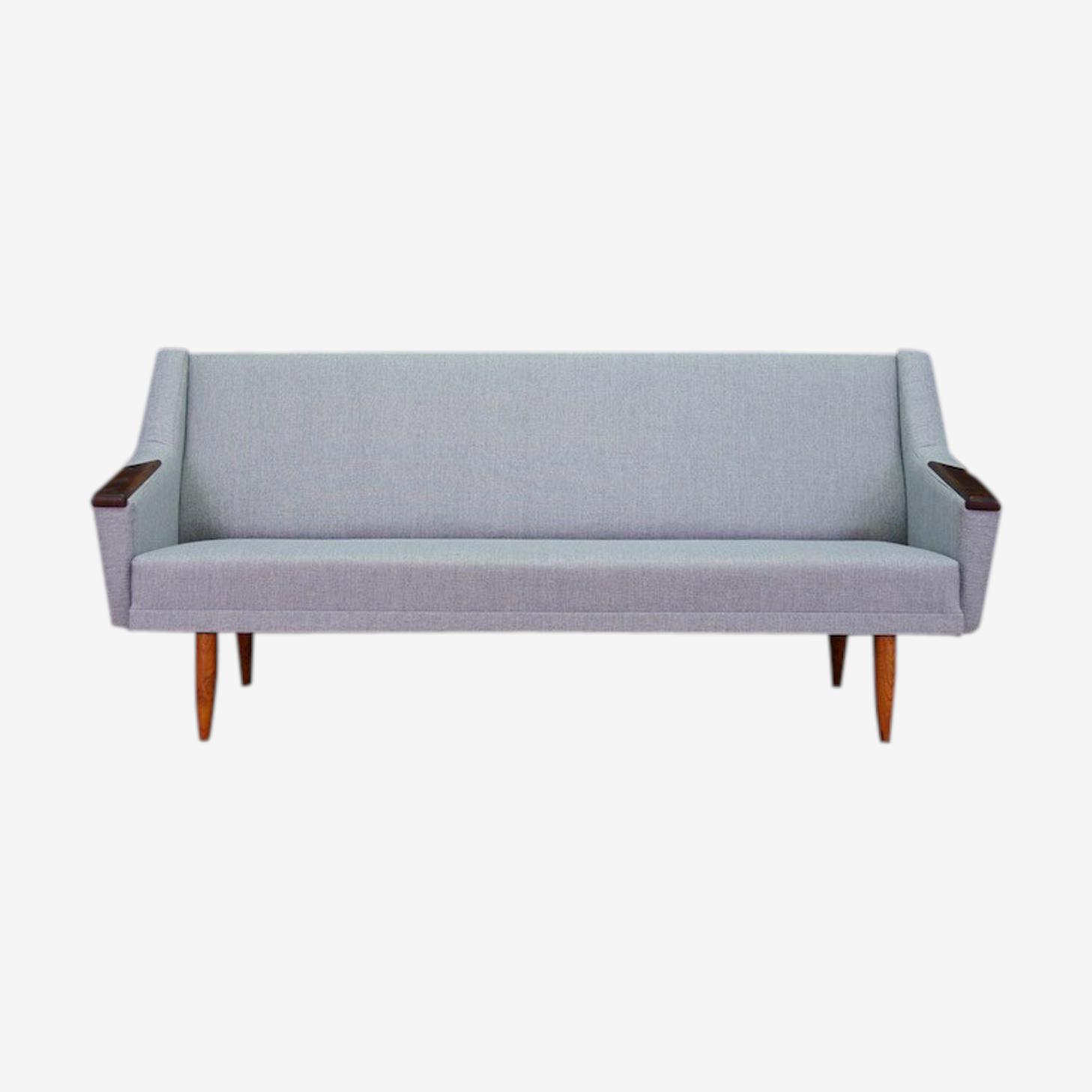 Sofa scandinave vintage des années 50