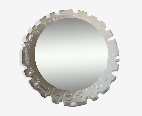 Miroir soleil retro-éclairé vintage par Egon Hillebrand pour Hillebrand Lighting '!cm