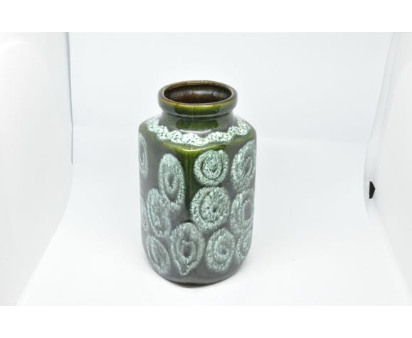 Vase Scheurich west germany ceramic