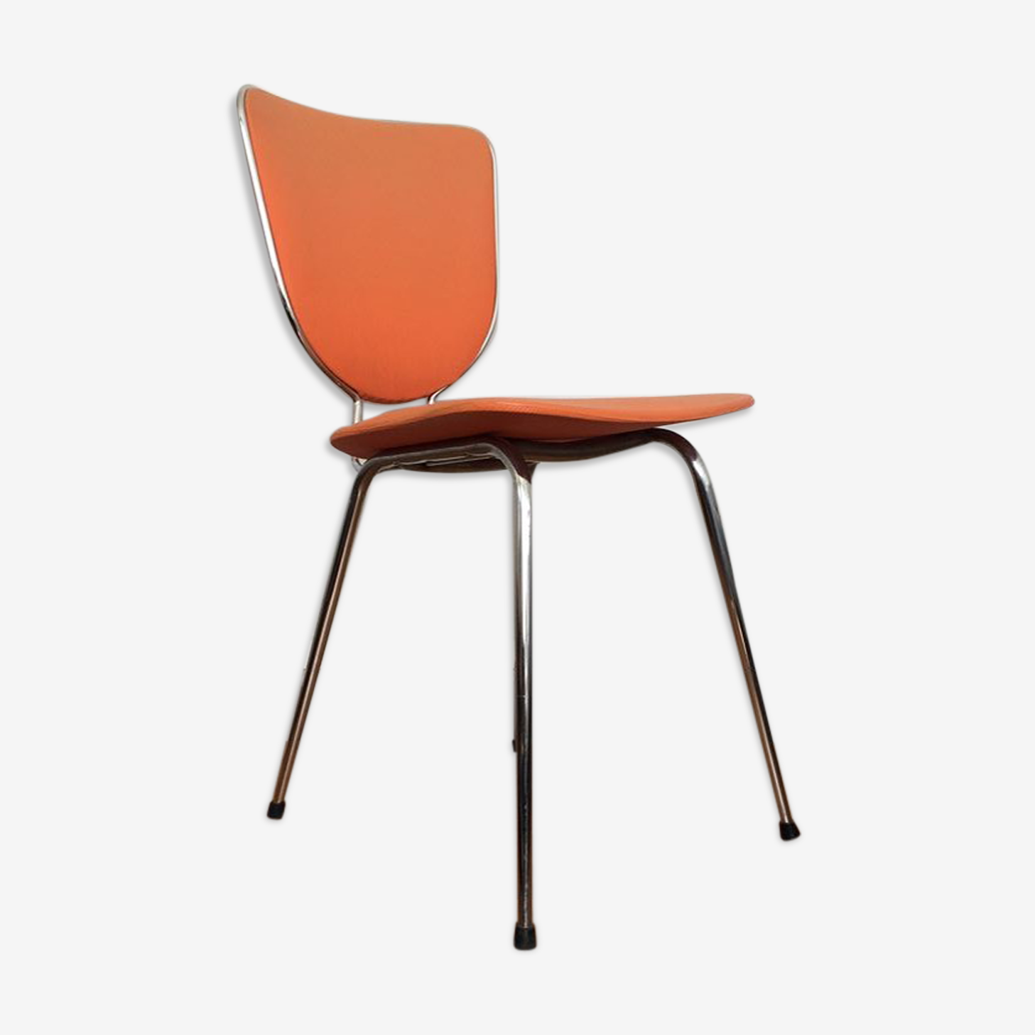 Vintage chair orange