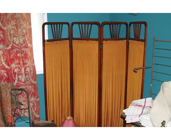 Paravent en soie, fabrication Thonet