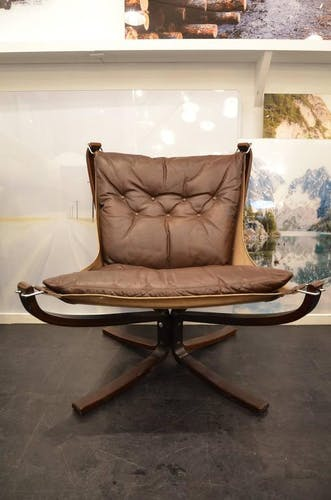 Sigurd Ressell Falcon Chair, around 1960