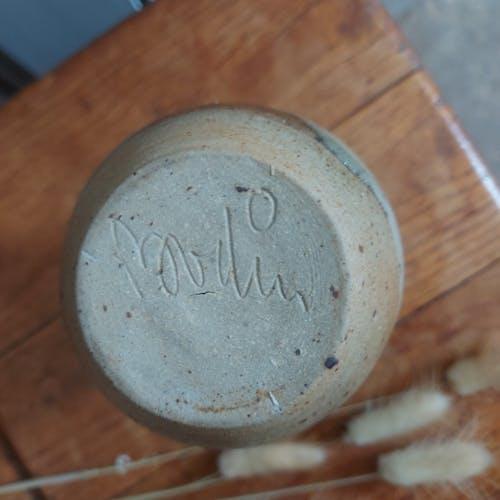Soliflore boule céramique