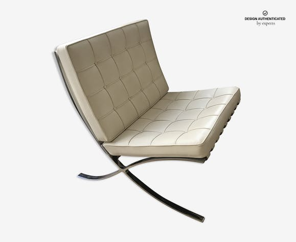 Armchair Barcelone edition Knoll