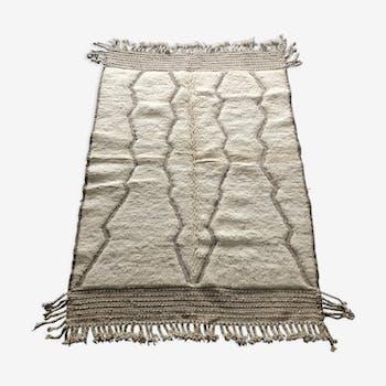 Beni Ouarain carpet berbere 200x135cm