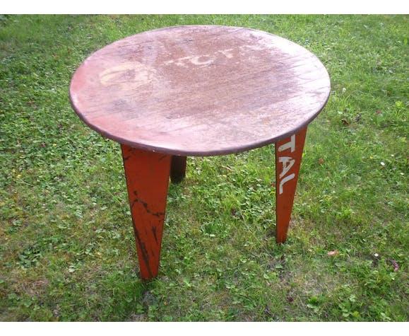Table en fer