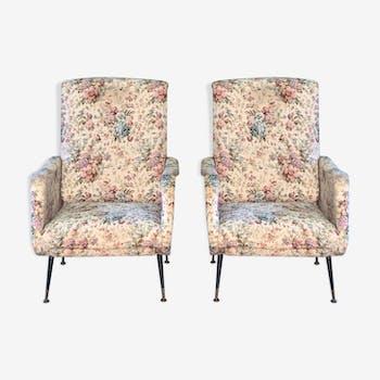 Italian armchairs 1950