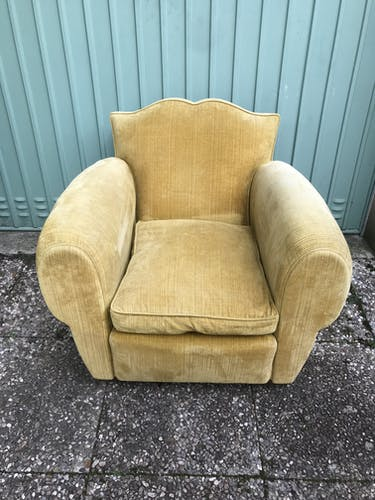 Club armchair 1970