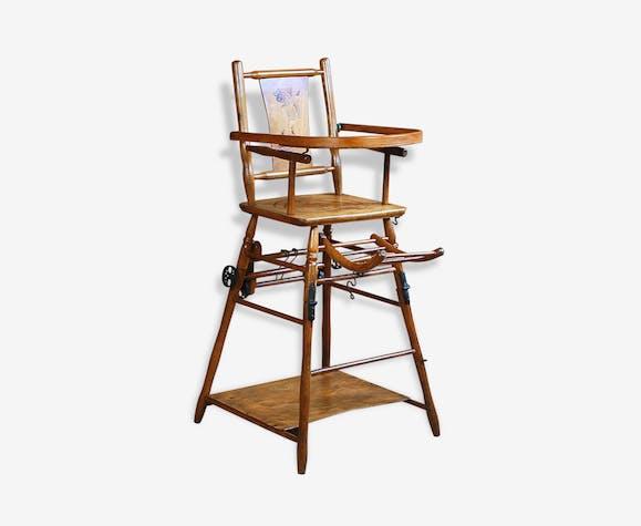 chaise haute fauteuil transformable pour enfant b b. Black Bedroom Furniture Sets. Home Design Ideas