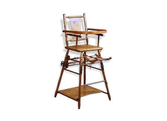 Chaise haute baumann pour b 28 images chaise pour la for Chaise auto pour bb