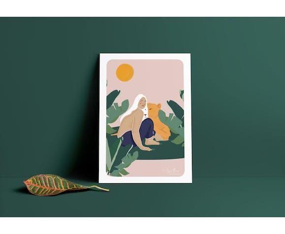 Illustration «Alter Ego» A4