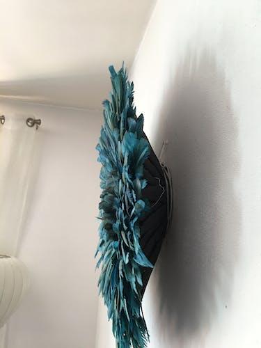 Juju hat bleu canard 60 cm