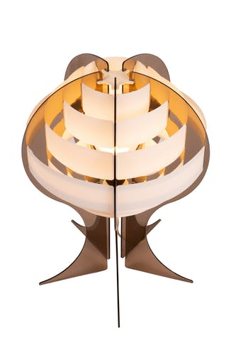 Lampe de table Flemming Brylle et Preben Jacobsen 1960