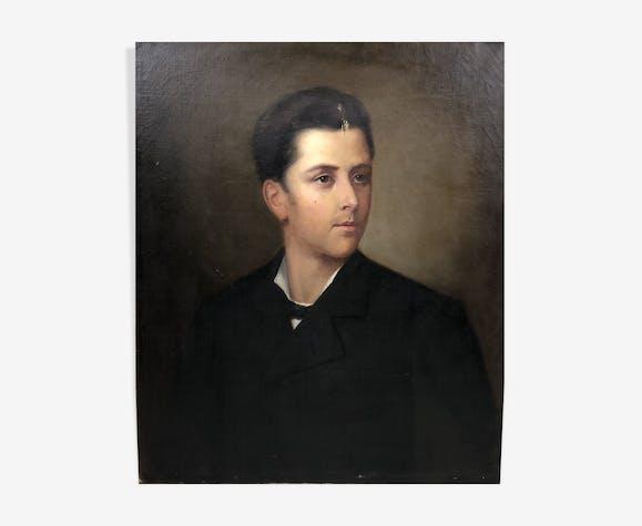 Portrait d'un jeune homme