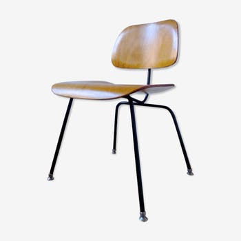 Charles & Ray Eames chair DCM for Herman Miller USA 1953