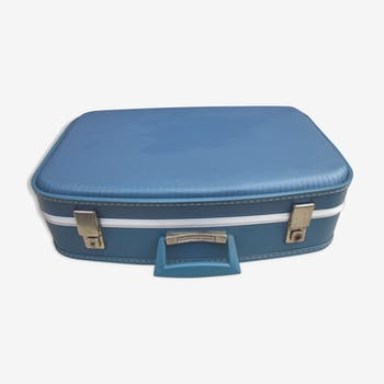 chinez votre prochaine valise bo te chapeau bleu c 39 est facile chez selency. Black Bedroom Furniture Sets. Home Design Ideas