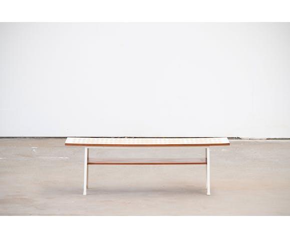 Table basse scandinave 1960