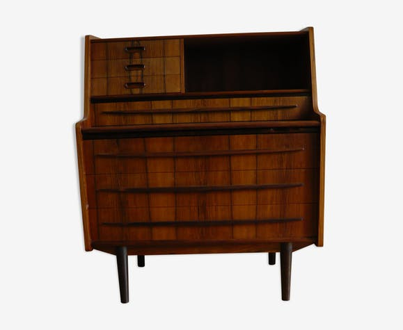 Secretary scandinavian rosewood furniture from rio