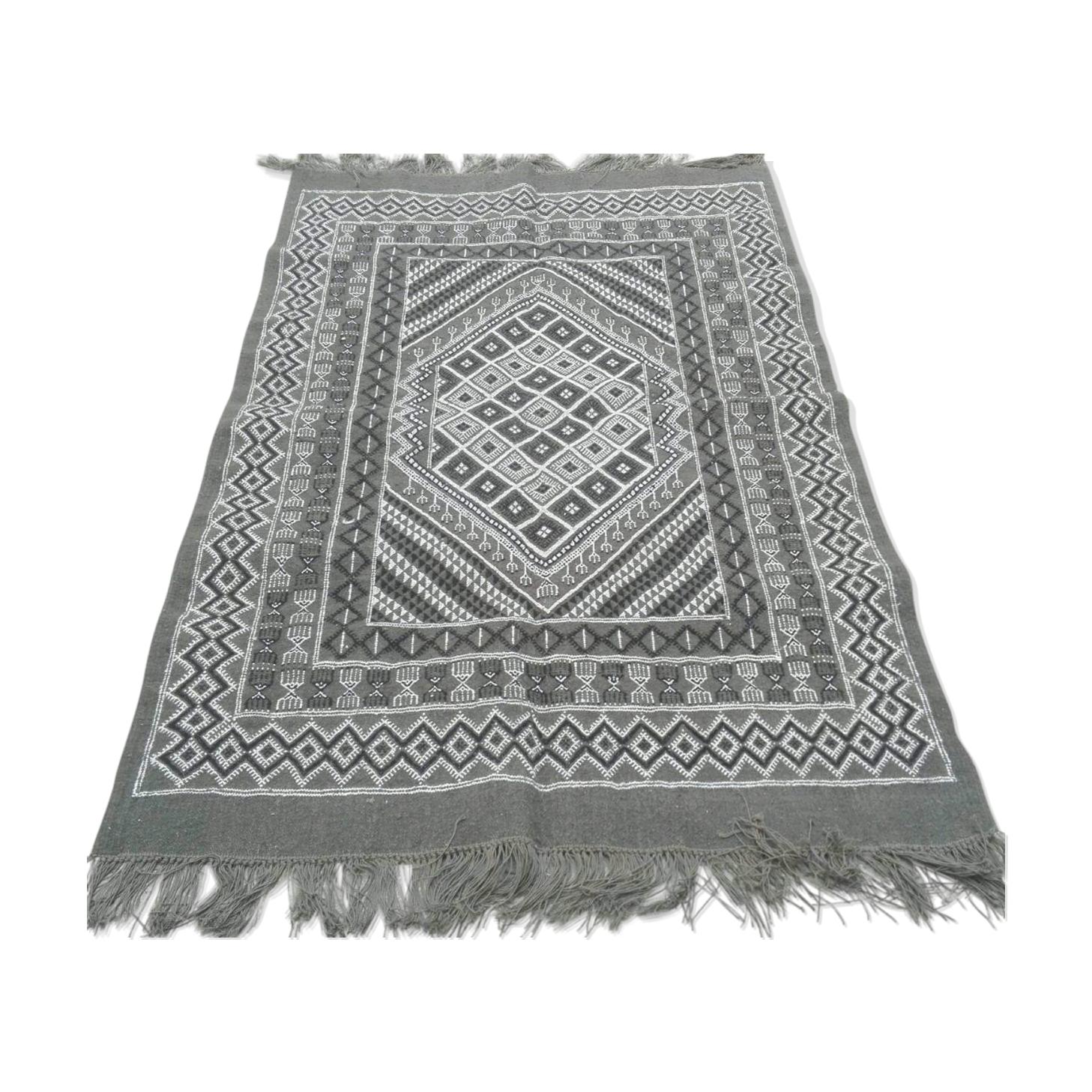 Tapis berbère en laine 166x267cm