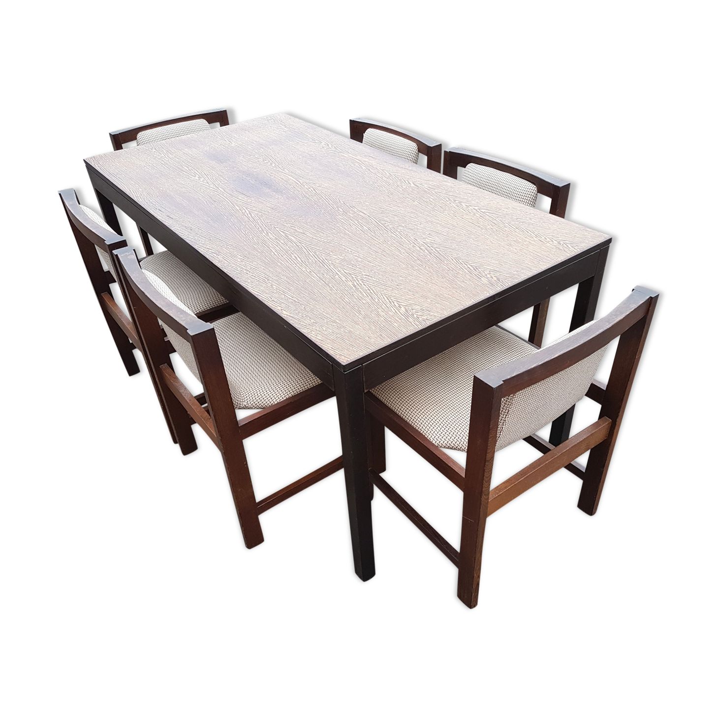 table originale salle manger good plateau with table originale salle manger cheap table salle. Black Bedroom Furniture Sets. Home Design Ideas