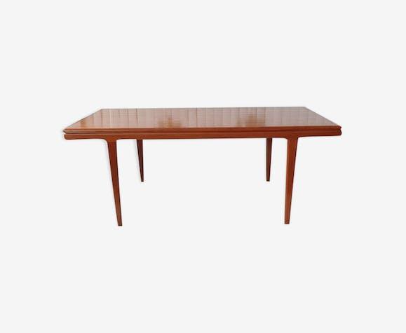 Table scandinave vintage datant des années 60