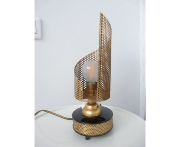 Lampe française Tele ambiance vers 1950 / 60