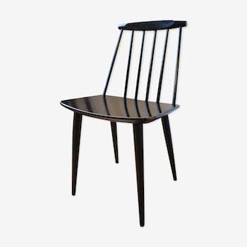 Danish Chair furniture model d77 by Folke Palsson