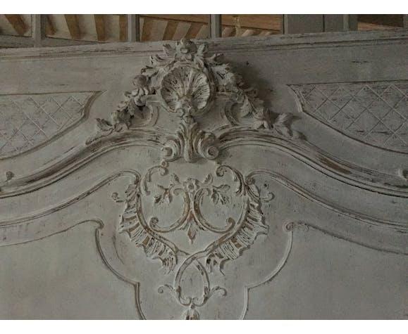 Trumeau XVIIIe en chêne - 175x110cm