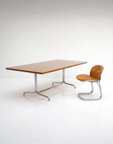 Table de conférence Wenge