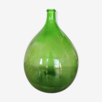 Dame-jeanne xl 30litres couleur verte