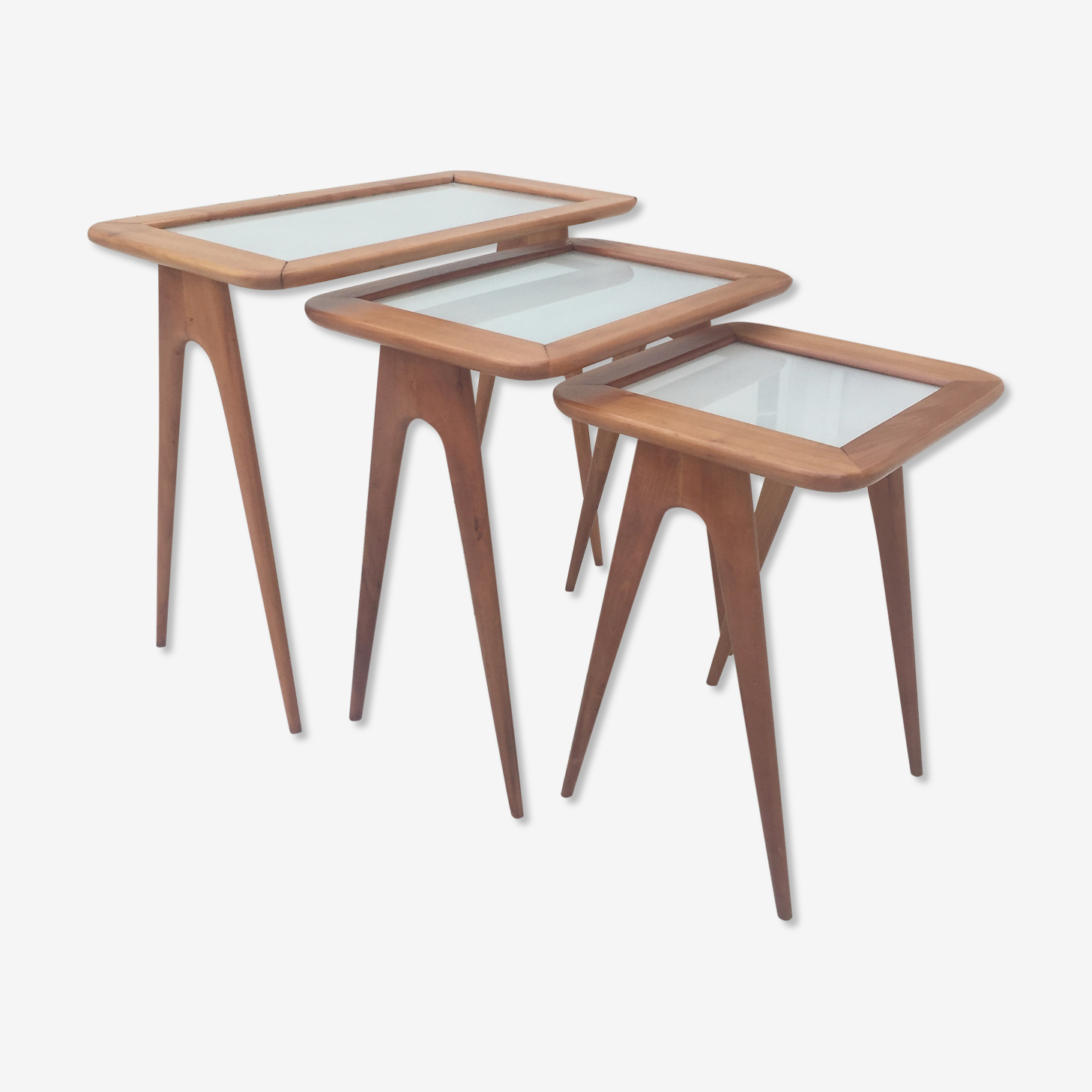 Tables pull-out Scandinavian years 60