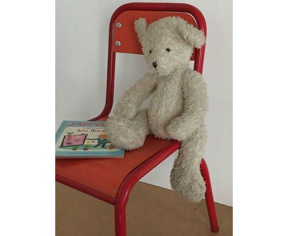 Chaise d'écolier, mmobilier d'enfant