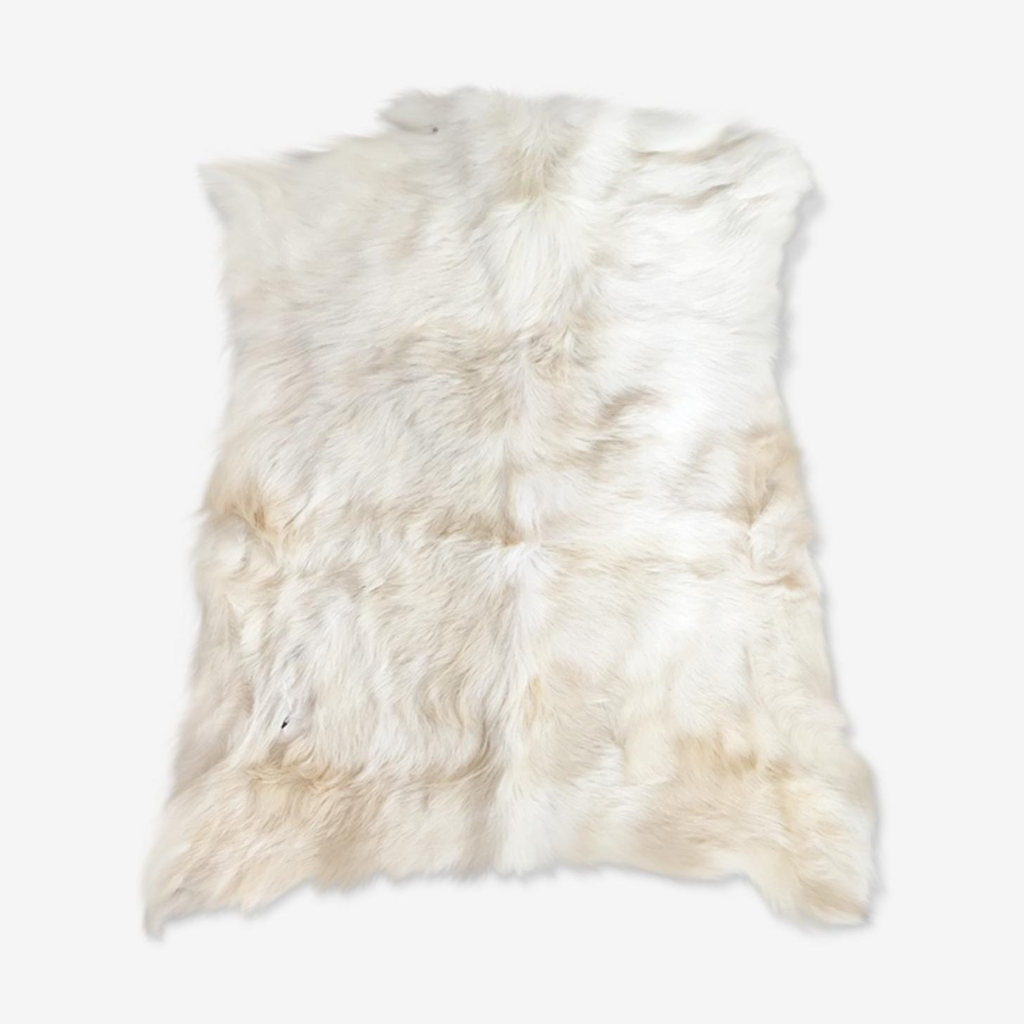 Petite peau de chèvre, années 70 - 60x85 cm