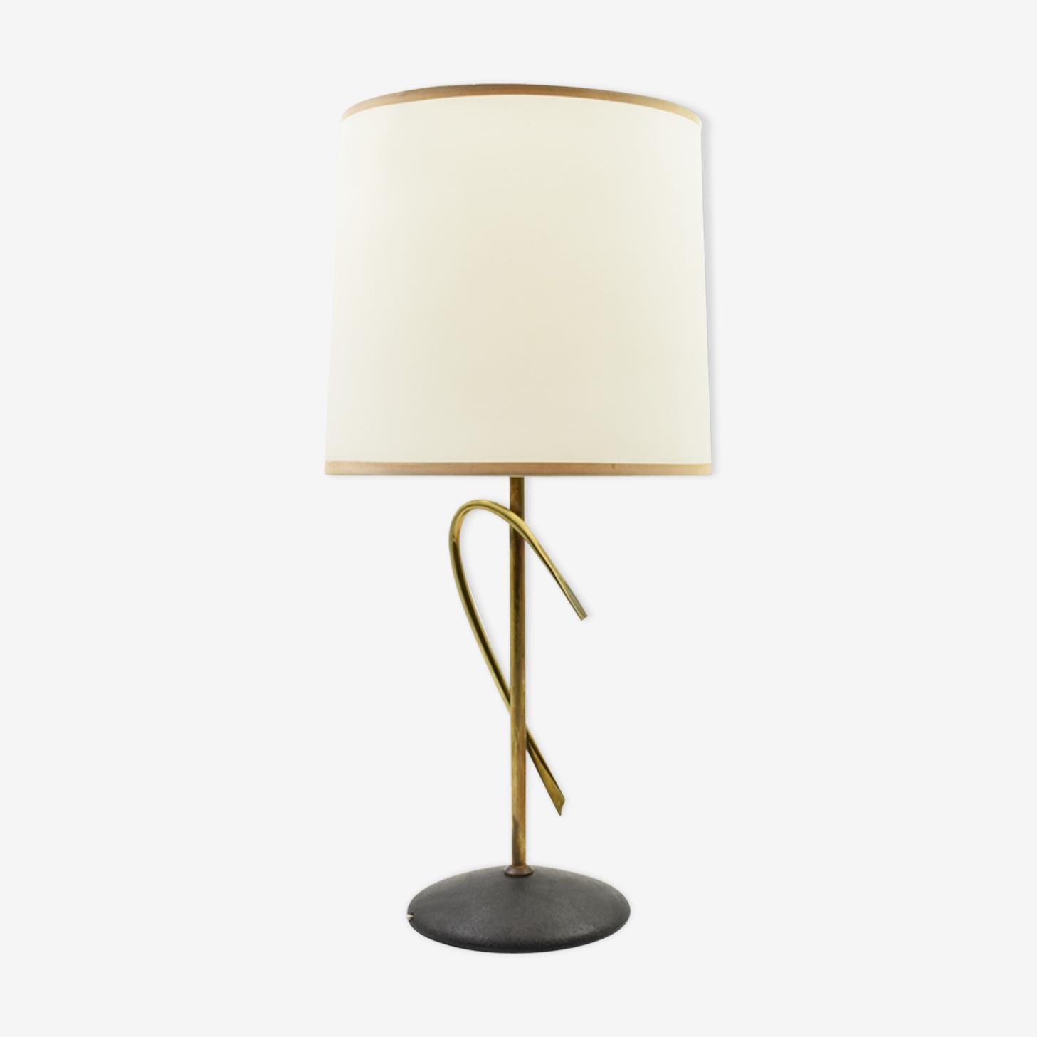 Lampe Sculpture abstraite 1950 Arlus