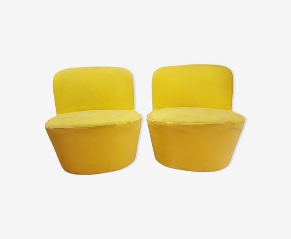 Deux fauteuils 1970