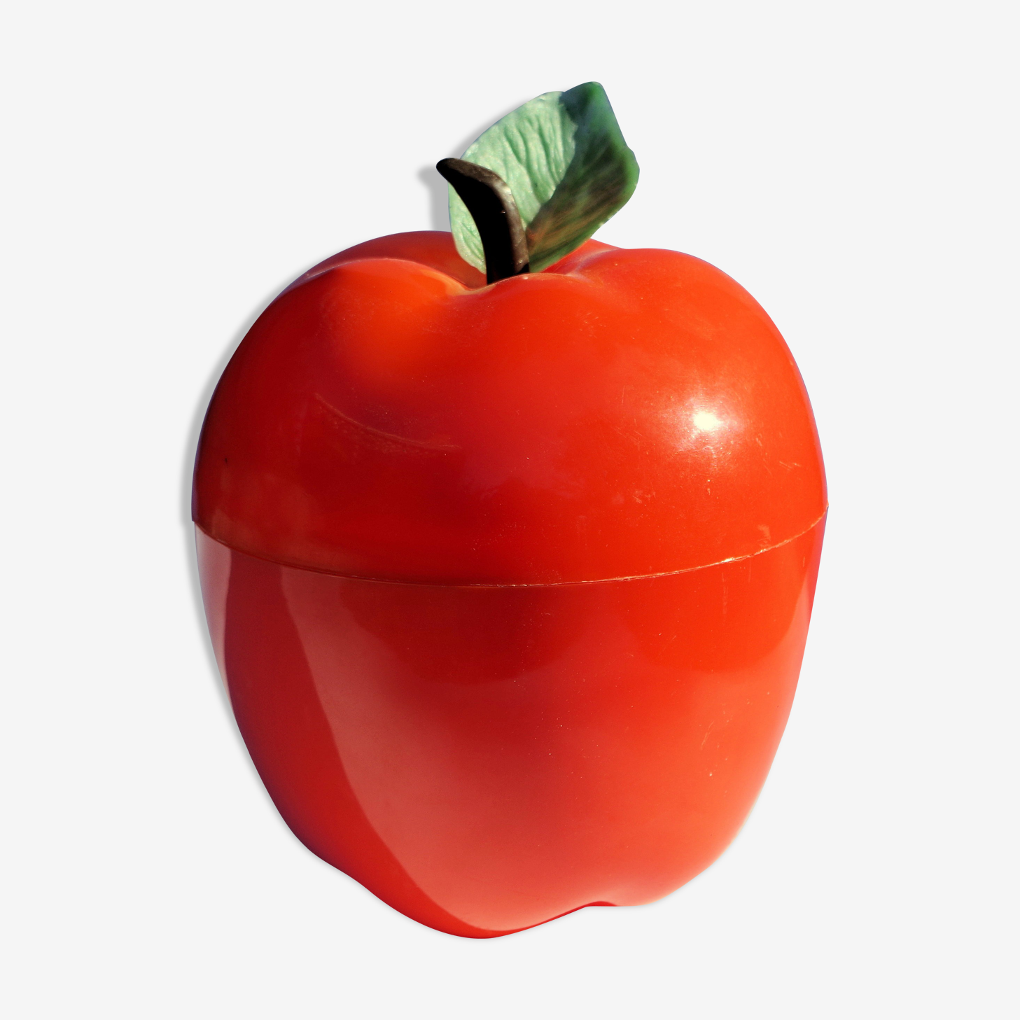 Seau à glace pomme orange