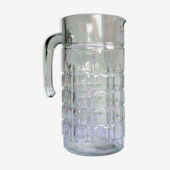 Vintage glass carafe