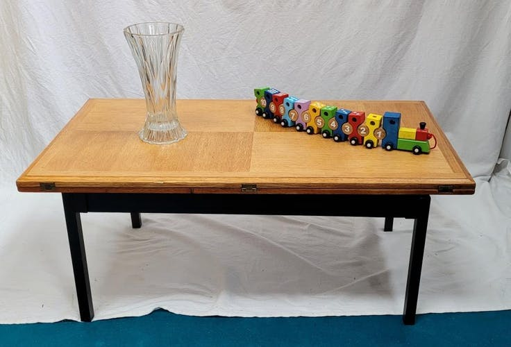 Table à système années 60