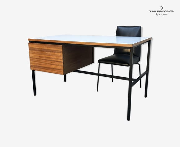 Desk and chair by Pierre Guariche