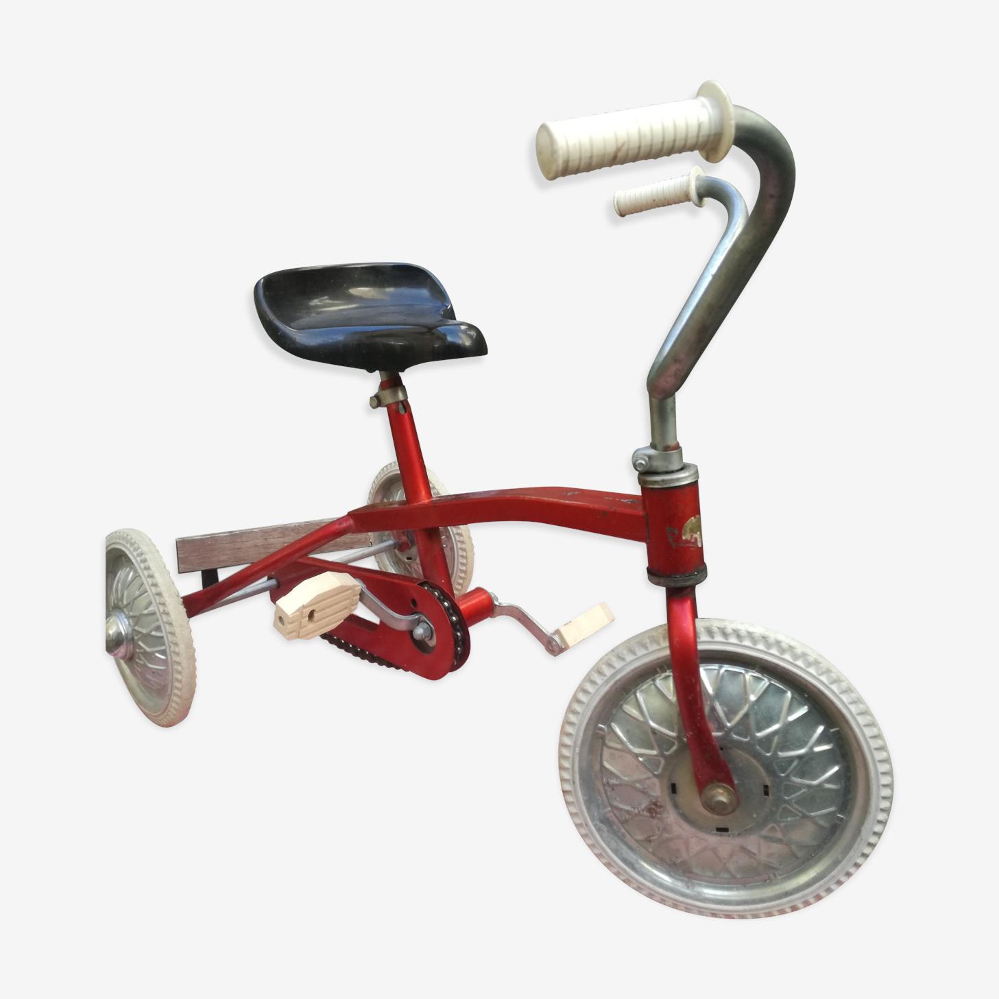 Tricycle à chaîne 60's